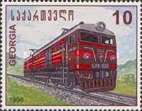 [Georgian Electric Railway Locomotives, type LS]