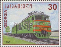 [Georgian Electric Railway Locomotives, type LT]