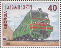 [Georgian Electric Railway Locomotives, type LU]