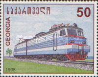 [Georgian Electric Railway Locomotives, type LV]
