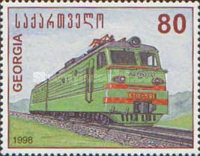 [Georgian Electric Railway Locomotives, type LW]