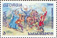 [EUROPA Stamps - Festivals and National Celebrations, type LZ]