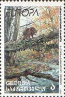 [EUROPA Stamps - Nature Reserves and Parks, type MP]