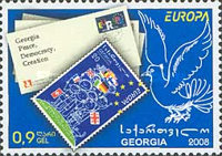 [EUROPA Stamps - Writing Letters, type WD]