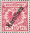 [As Previous Edition - Overprint is 56 Degrees, Typ B2]