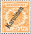 [As Previous Edition - Overprint is 56 Degrees, Typ B4]