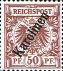 [As Previous Edition - Overprint is 56 Degrees, Typ B5]