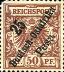 [As Previous Edition - Different Overprint, Typ B6]