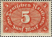 [As 1921 Edition but Watermarked 2, Typ AO5]