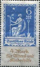 [Charity Stamps, Typ AT]
