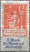 [Charity Stamps, Typ AT1]