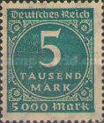 [New Daily Stamp, Typ AZ]