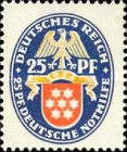 [Charity Stamps, Typ CP]