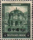 [Buildings Stamps of 1931 Surcharged, Typ DS]