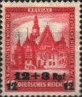 [Buildings Stamps of 1931 Surcharged, Typ DS1]
