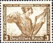 [Wagner - Charity Stamps, Typ EB]