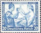 [Wagner - Charity Stamps, Typ EH]