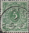 [Definitives - Value Stamp & Imperial Eagle, type H4]