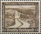 [Charity Stamps - Architecture, Typ HB]
