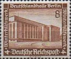 [Charity Stamps - Architecture, Typ HF]