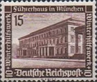 [Charity Stamps - Architecture, Typ HH]