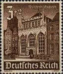 [Charity Stamps - Castles, Typ KR]