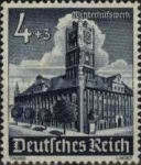 [Charity Stamps - Castles, Typ KS]