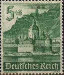 [Charity Stamps - Castles, Typ KT]