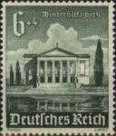[Charity Stamps - Castles, Typ KU]
