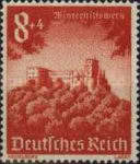 [Charity Stamps - Castles, Typ KV]
