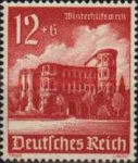 [Charity Stamps - Castles, Typ KW]