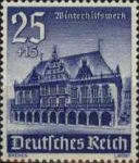 [Charity Stamps - Castles, Typ KY]