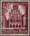 [Charity Stamps - Castles, Typ KZ]