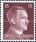 [Hitler - New Daily Stamps, Typ LO10]