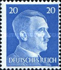 [Hitler - New Daily Stamps, Typ LO12]
