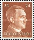 [Hitler - New Daily Stamps, Typ LO13]