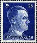 [Hitler - New Daily Stamps, Typ LO14]