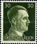 [Hitler - New Daily Stamps, Typ LO15]