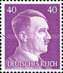 [Hitler - New Daily Stamps, Typ LO16]