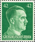 [Hitler - New Daily Stamps, Typ LO17]