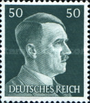 [Hitler - New Daily Stamps, Typ LO18]