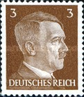 [Hitler - New Daily Stamps, Typ LO2]