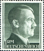 [Hitler - New Daily Stamps, Typ LO21]