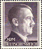 [Hitler - New Daily Stamps, Typ LO23]