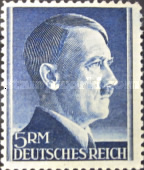 [Hitler - New Daily Stamps, Typ LO27]