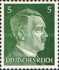 [Hitler - New Daily Stamps, Typ LO4]