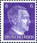 [Hitler - New Daily Stamps, Typ LO6]