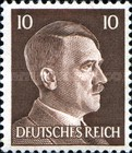 [Hitler - New Daily Stamps, Typ LO8]