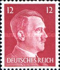 [Hitler - New Daily Stamps, Typ LO9]