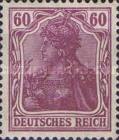 [Germania & Local Motifs - As Stamps of 1902 but Watermarked, Typ O20]